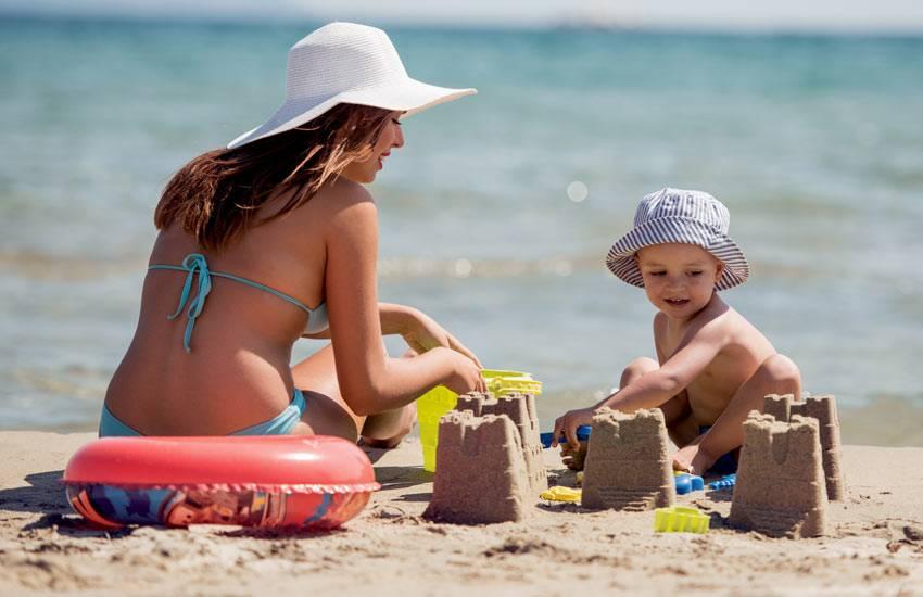 Offerte Hotel per famiglia Bellaria spiaggia